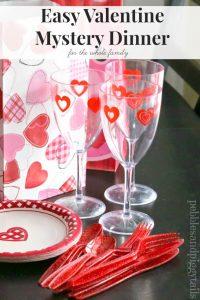 Valentine Mystery Dinner