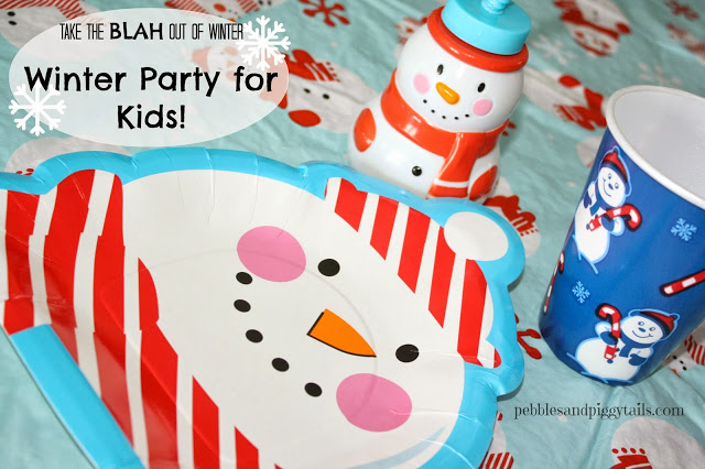 "WINTER PARTY FOR KIDS–Take the ""Blah"" Out of Winter"