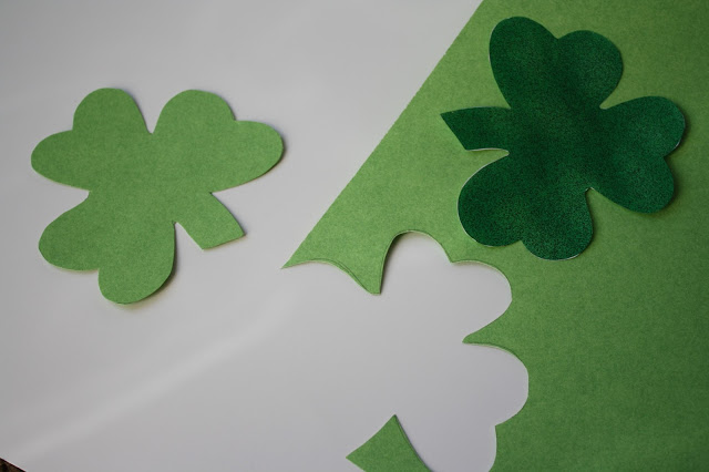 Quick St. Patrick's Day Toddler Craft