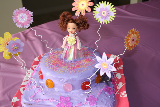 Easy Fancy Nancy Preschool Birthday Party