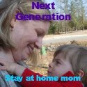 Next Generation Stay At Home Mom