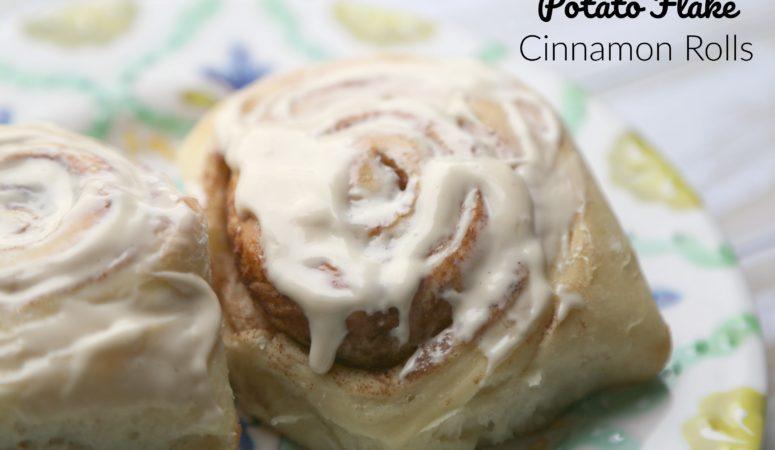potato flake cinnamon rolls 3 e1544142585790