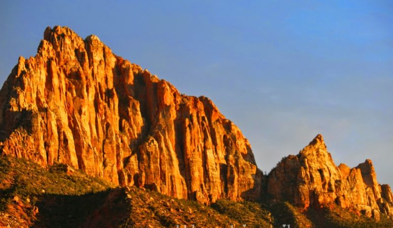 Photos of Zion's National Park