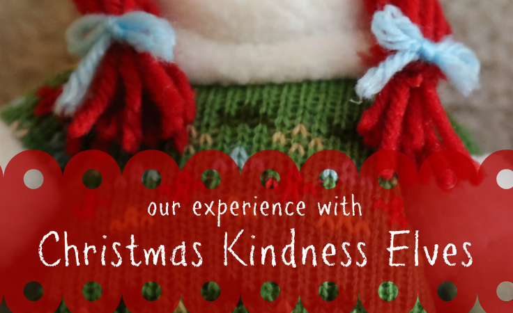 Christmas Kindness Elves