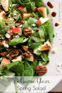 Balsamic Spring Salad.1