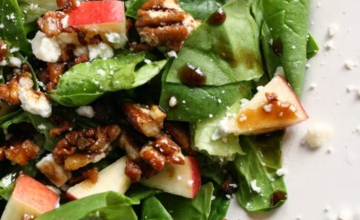 Balsamic Spring Salad.1