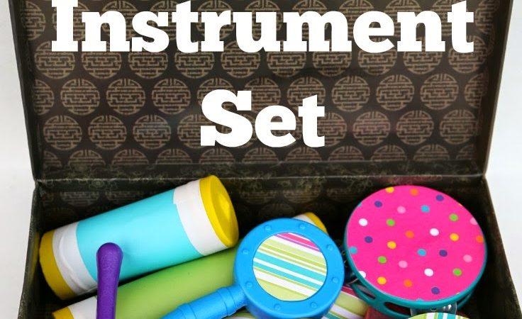 DIY musical instrument set.1jpg