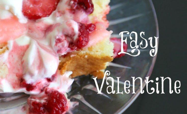 Easy Valentine Trifle Dessert | Making Life Blissful