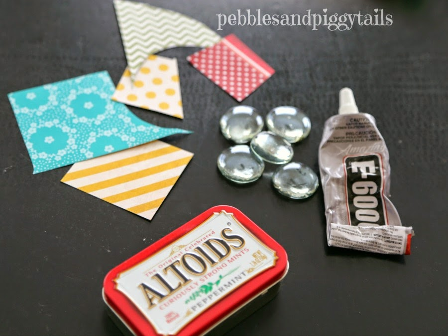 How To Make Buggles And Altoid Tin Reuse Making Life Blissful