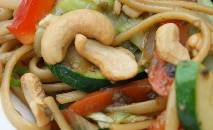 Yakisoba Asian Stir-fry Noodles