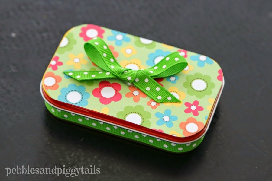 Altoid Tin Reuse Bug Craft Toy 2 Buggles Making Life Blissful
