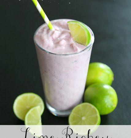 Lime Rickey Freeze recipe 1