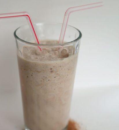 Frozen Chocolate Milk and Frozen Strawberry Milk