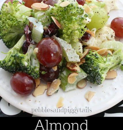 Almond Broccoli Salad