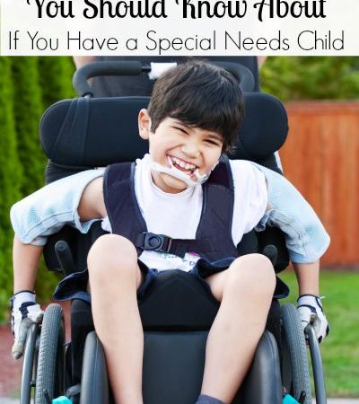 5 Resources For Parents of Special Needs Children