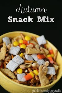 Autumn Harvest Snack Mix