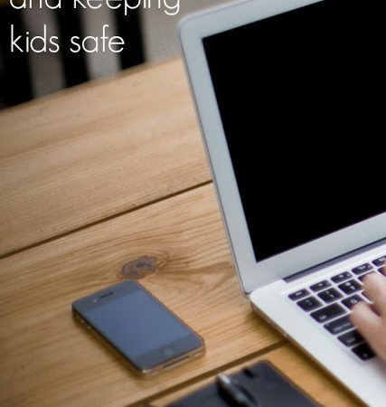 Technology and Keeping Kids Safe