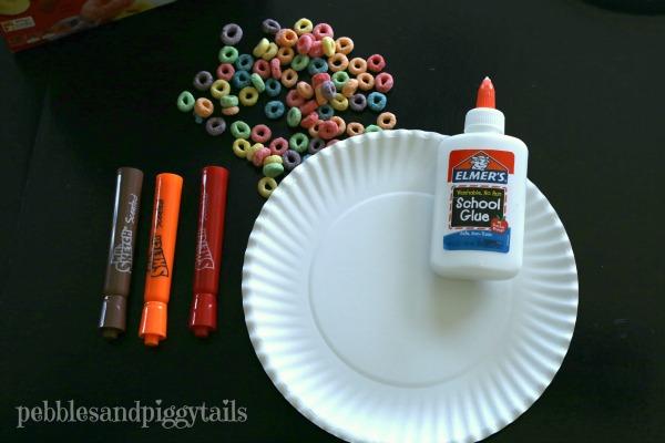 Easy Turkey Kids Craft