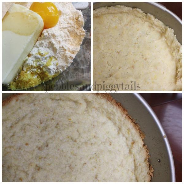 Raspberry Lemon Cheesecake Recipe Tutorial Making Life Blissful