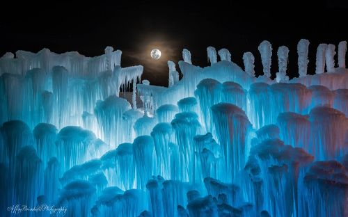 Real Ice Castles