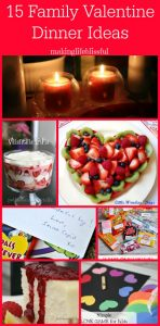 15 Family Valentine Dinner Ideas