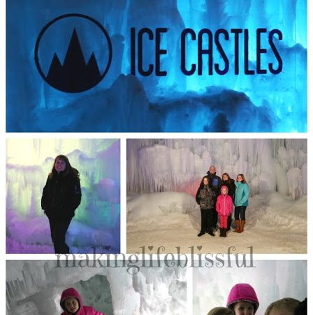 Utah Ice Castles Review and Discount