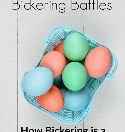 3 Ways to Stop Family Bickering Battles