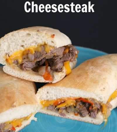 Homemade Philly Cheesesteak