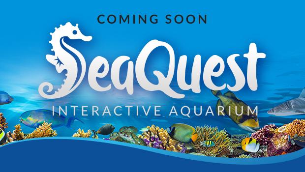 SeaQuest Interactive Aquarium Coming to Utah!