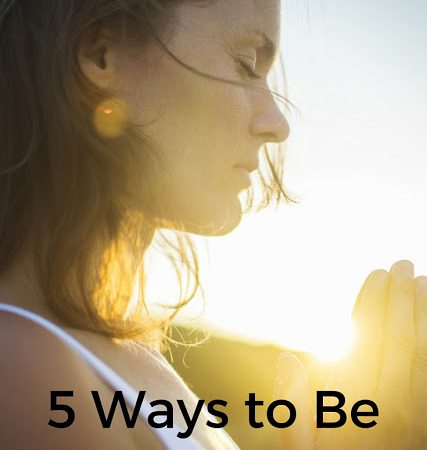 5 Ways to Be More Spiritually Centered