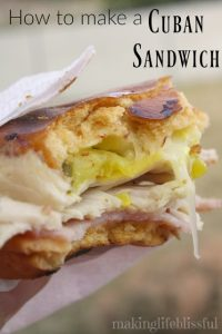 How to make Cuban Sandwiches