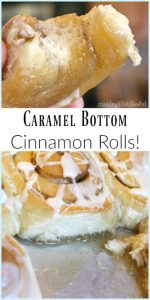 caramel bottom rolls 10