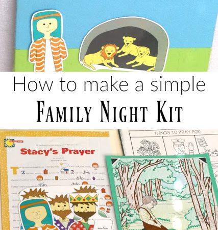 simple family night kit3