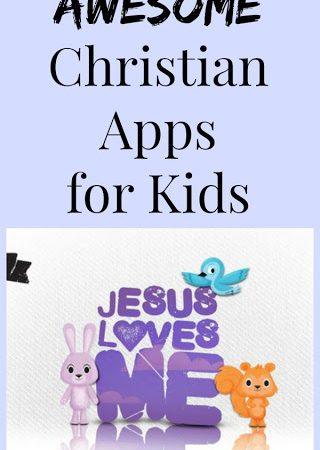 5 Christian Apps for Children