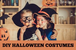 6 Tips for DIY Halloween Costumes