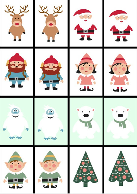 image relating to Printable Christmas Images named Free of charge Printable Xmas Game titles for Young children-2 Manufacturing Daily life Blissful