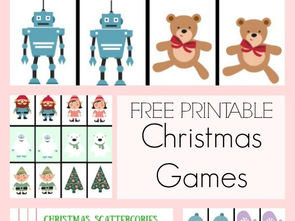 photograph relating to Free Printable Christmas Games for Adults titled Absolutely free Printable Xmas Game titles for Little ones-2 Developing Lifetime Blissful