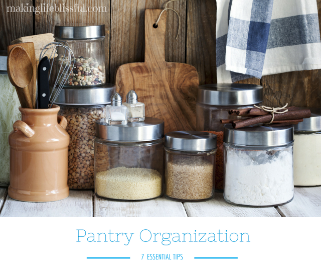 Easy Pantry Organization2