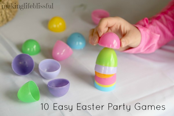 10 Easter Activities for All Ages + Free Easter Bingo Printable