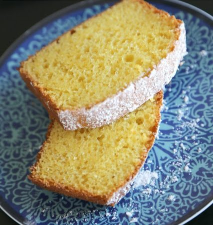 quick lemon pound cake
