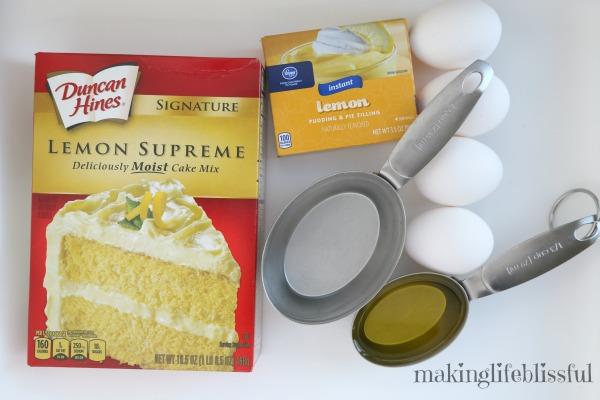 Quick Lemon Pound Cake Making Life Blissful