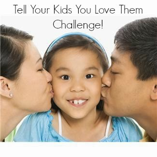 Tell Your Kids You Love Them