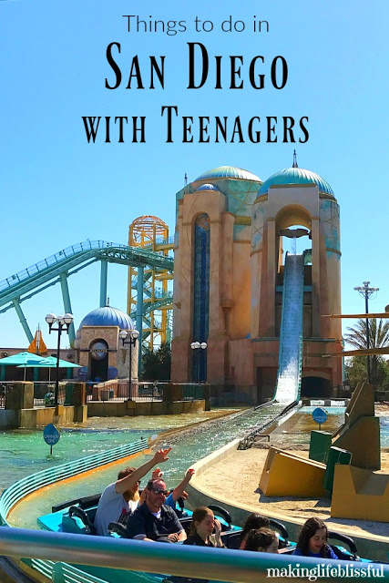 Things to do in San Diego With teenagers