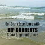 How to Get Out of Rip Currents and Riptide Safety