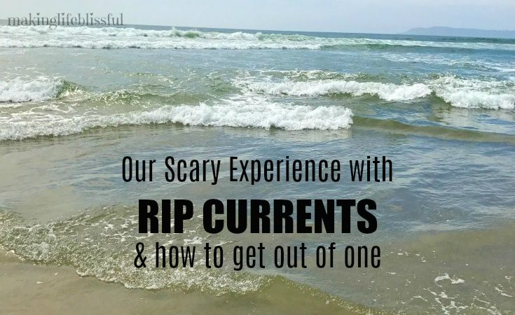 how to get out of rip currents 2