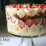 banana split trifle 11