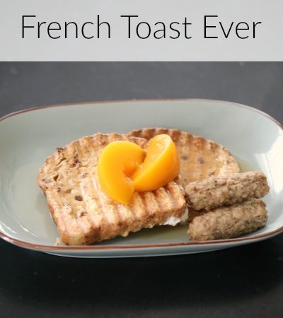 Easiest French Toast Breakfast Hack