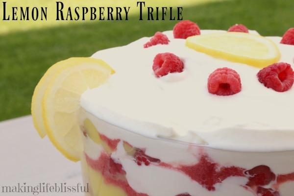 lemon raspberry trifle 7 1