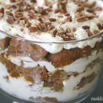 carrot cake trifle dessert
