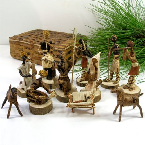 Unique Nativity Sets